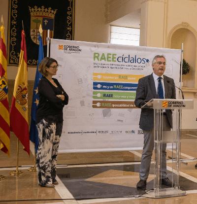 RAEEcíclalos Aragón