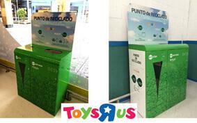 Multicontenedor ToysRUs noticias