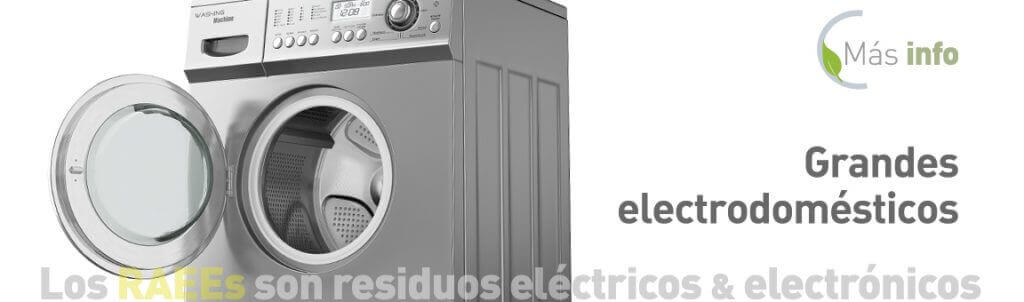 raees grandes electrodomésticos